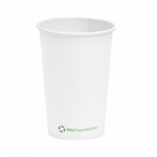 Gobelet en carton 480ml biodégradable